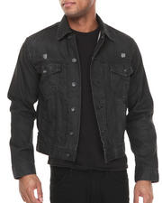 Men - Volume Denim Jacket