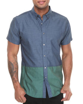 Zoo York - Mighty-D s/s button down shirt