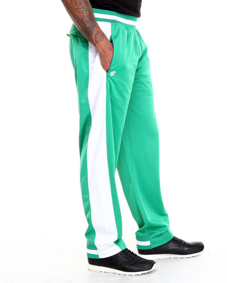 Rocawear - Men Green F Y S Track Pants