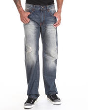 Men - Volume Classic Fit Denim Jeans