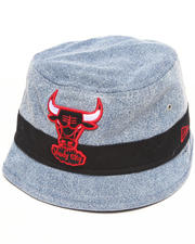 New Era - Chicago Bulls 90's Nod Bucket Hat