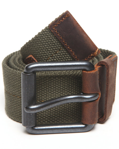 Element - Men Olive Harrow Belt