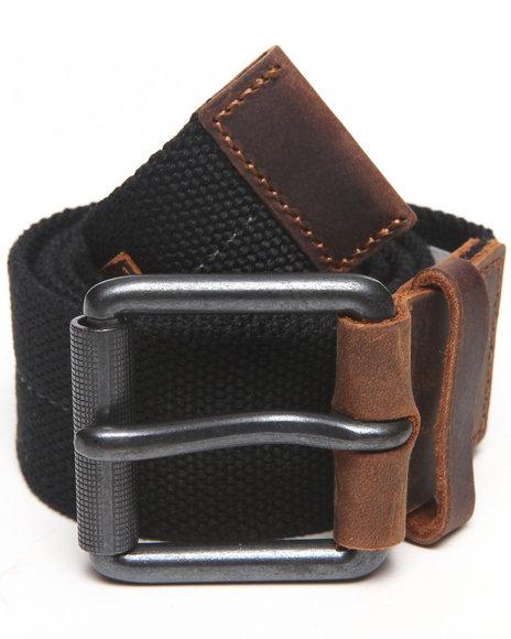 Element - Men Black Harrow Belt