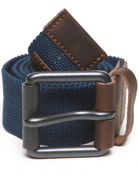 Element - Men Navy Harrow Belt