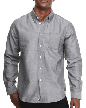 Element - Ron L/S Oxford Button-down