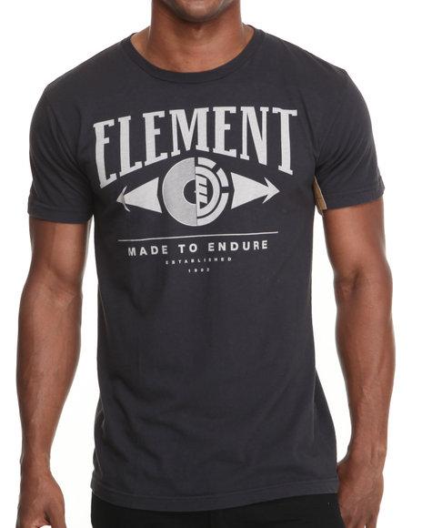 Element Black Record Tee