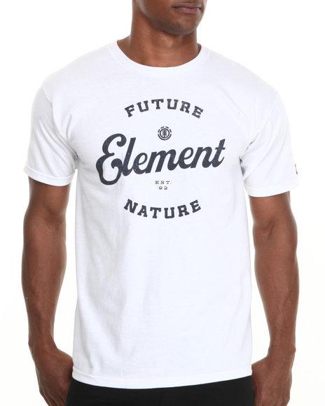 Element White Shop Tee