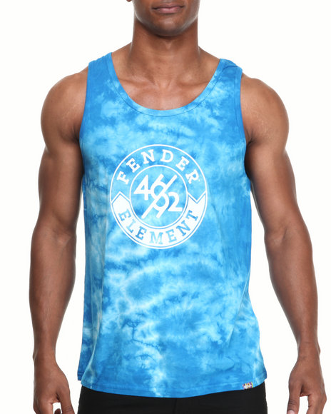 Element Blue Tanks