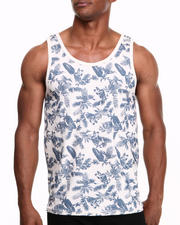 The Skate Shop - Tropical Thunder Tank