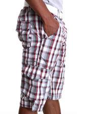 Buyers Picks - Plaid Cargo Shorts