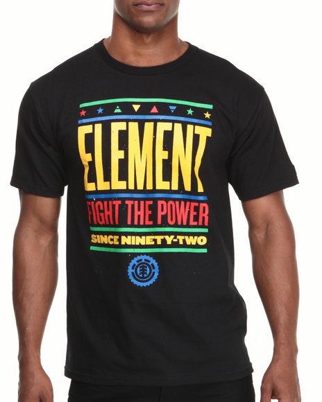 Element Black Fight Tee