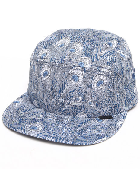 Rvca Liberty Collection Hera 5-Panel Cap Blue