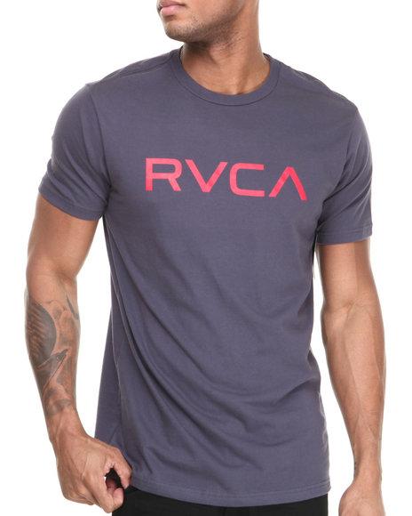 RVCA Navy Big Rvca Tee