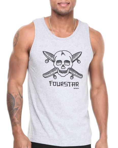 Fourstar Grey Dressen Pirate Tank