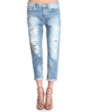 -FEATURES- - Le Garcon Boyfriend Jeans
