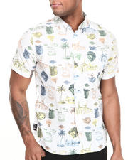 Fourstar - Koston Low Desert S/S Button-down