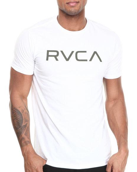 RVCA White Big Rvca Tee