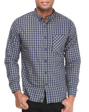 Shirts - Mariano Gingham L/S Button-down
