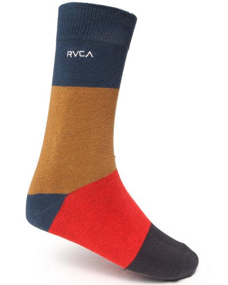Rvca Zeb Socks Multi