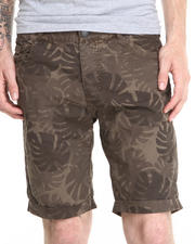Men - Safari Print Shorts