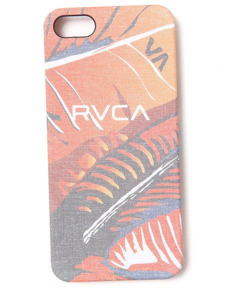 Rvca Rvca Iphone 5 Case Multi