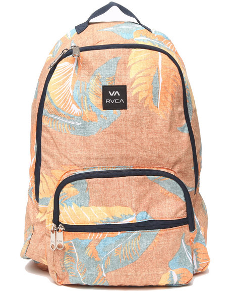 Rvca Nine Fronds Edition Backpack Multi