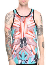 Men - Leggy Tank top
