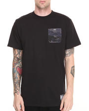 Men - Great Wave Pocket T-Shirt