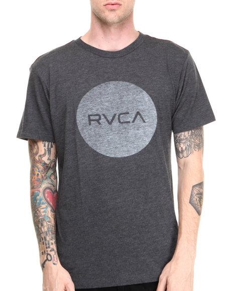 RVCA Grey Motors Tee