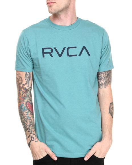 RVCA Teal Big Rvca Tee