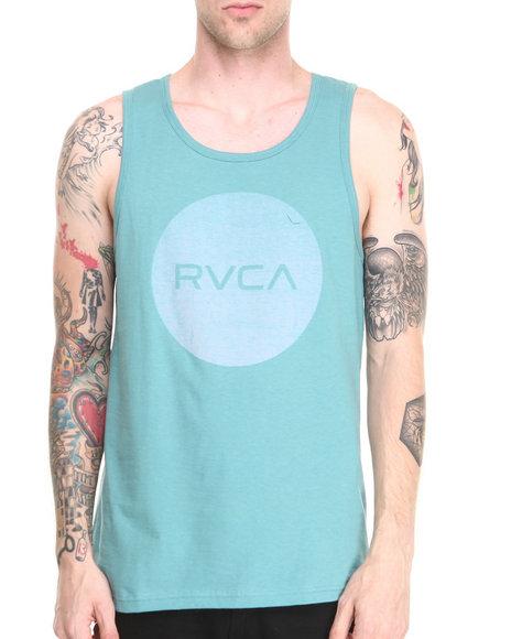RVCA Blue Motors Tank