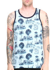 Fourstar - Koston Blue Sky Tank