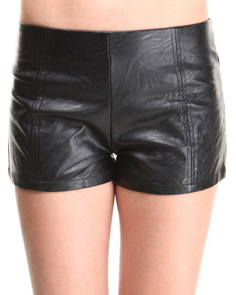 Minkpink Black Shorts