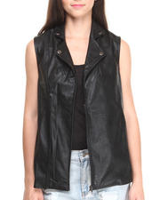 Vests - All I Need Biker Vest