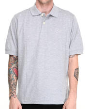 Men - Manhunt Allover Print Short Sleeve Pique Polo