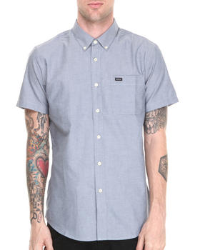 RVCA - That'll Do Oxford S/S Button-down