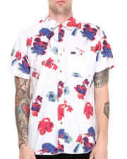 The Skate Shop - Poppy Field S/S Button-down