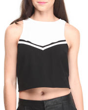 Tops - Cheerleader Top