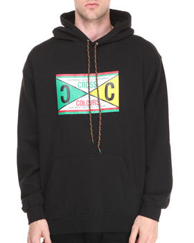 Cross Colours - Retro 89 Pullover Hoody