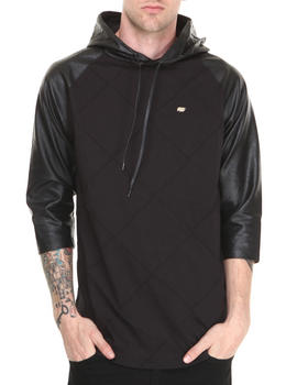 Rocksmith - Daft Rock Leather Hoodie