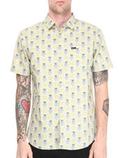 The Skate Shop - Alsweiler Camel S/S Button-down