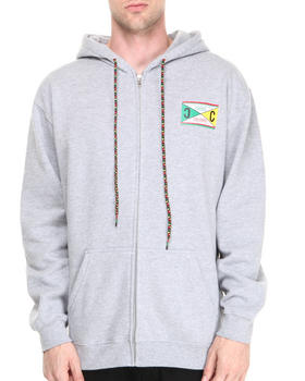 Cross Colours - Retro 89 full Zip Hoody