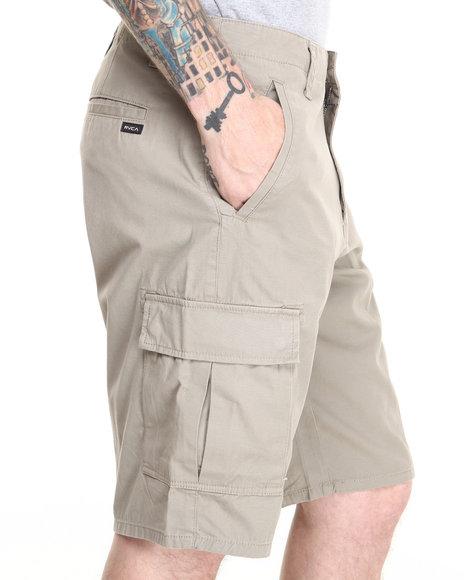 RVCA Khaki Trafficker Anp Shorts
