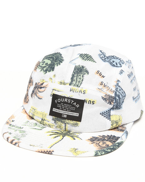 Off White 5-Panel/Camper