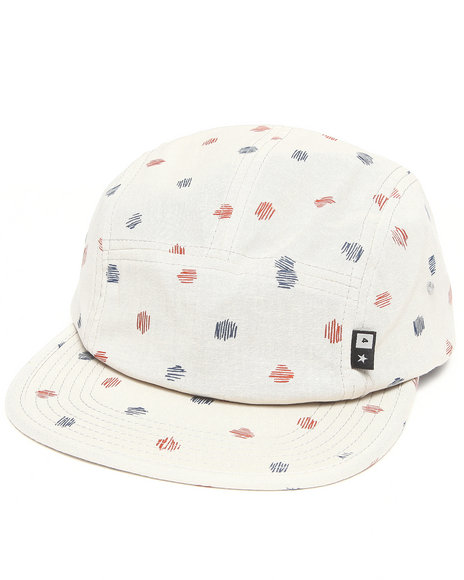 Fourstar Anderson 5-Panel Cap Off White