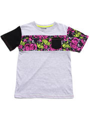 TRUKFIT - CUT & SEW POCKET TEE (8-20)