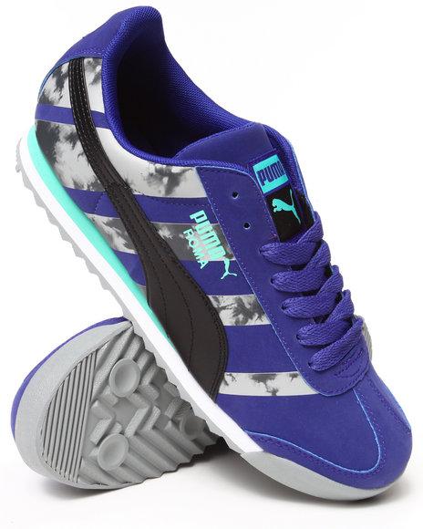 Puma Blue Roma Basic Dd Sneakers