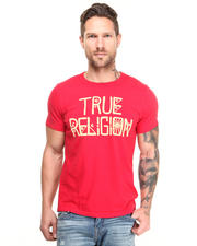 True Religion - Hippie Logo Tee