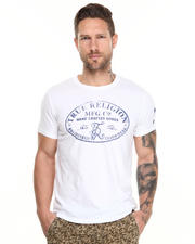 True Religion - Stamp Logo Tee