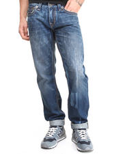 Men - Ricky Pigment Olive Big QT Jean